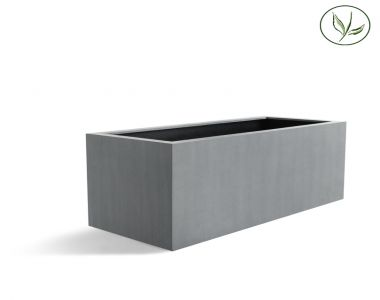 Amsterdam Box L (100x45x45) Gris-noir