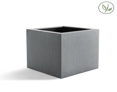 Amsterdam Cube XXL (80x80x80) Gris-noir