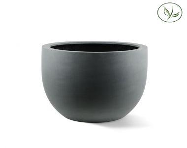 Amsterdam Egg Pot XXL (D80H66) Gris-noir