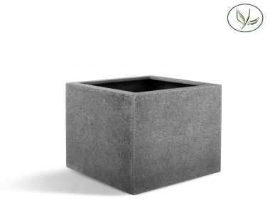London Cube 40 - Gris clair