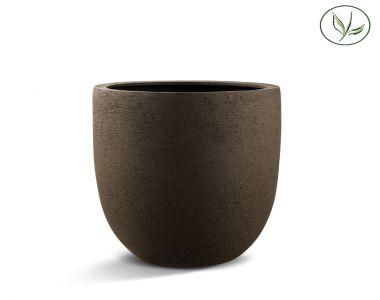 London Tall Egg Pot 68 - Marron clair (D68H80)
