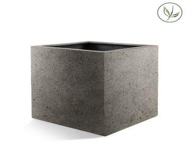 Paris Cube 80 - Béton gris (80x80x80)