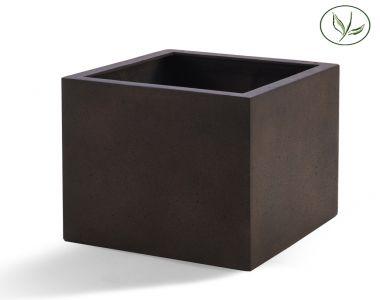 Paris Cube 50 - Exposé aux intempéries (50x50x50)