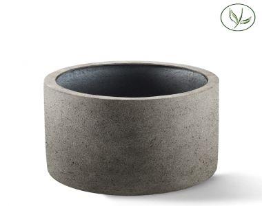 Paris Cylinder 80 - Béton gris (80x61)