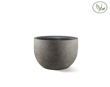 Paris New Egg Pot 55 - Béton gris (55x46)